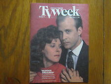 May 3, 1987 Chicago Tribune TV Week(JoBETH WILLIAMS/TERRY KINNEY/KEITH CARRADINE