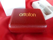 ORTOFON SPU-G Shell Custodia protettiva/Scatola e Vassoio COME NUOVO IN SCATOLA