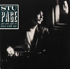 "STU PAGE are you still in love with me/motor radio BGE 7-1005 barge 7"" PS EX/EX"