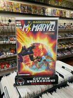 The Magnificent Ms. Marvel Annual 1 V2 David Baldeon 1:25 Variant Cover - Marvel