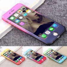360° Shockproof 360° Tempered Glass+ Acrylic Case Cover For Apple iPhone 6 /Plus