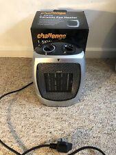 Ventilador Calefactor Cerámico Vertical 1.5KW desafío, a estrenar en caja