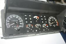 Lancia Delta LX Instrument cluster