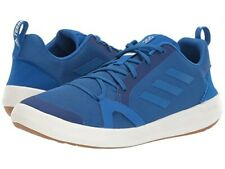 Adidas Mens Shoes Terrex CC Boat Shoes Outdoor Walking Urban Blue Size 8