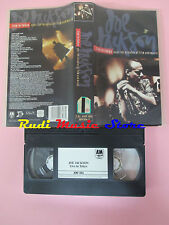 VHS JOE JACKSON Live in tokyo 1988 uk A&M 089 856-3 cd lp dvd mc(VM3)