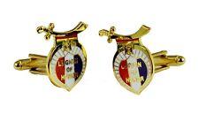4031816 Legion of Honor Cufflinks Shrine Shriner International Cuff Links