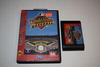 World Series Baseball Sega Genesis Video Game Cart w/ Box Only