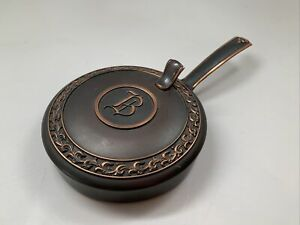 Silent Butler LE Mason Copper With Letter B emblem