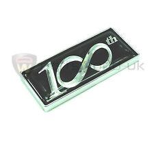 NEUF véritable LANCIA 100e anniversaire pilier Badge / emblème 51790704