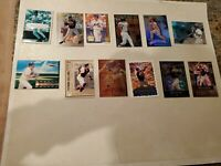 Mike Piazza Insert Lot of 12 Different High Value Rare Cards $$$ NM/MT