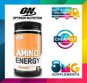Amino Energy // Optimum Nutrition // 30 - 60 Serves