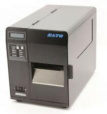 """Sato Wm8430031 M84Pro (3) Label Printer, 305Dpi, 8Ips, 4.4"""", Serial *New In Box*"""
