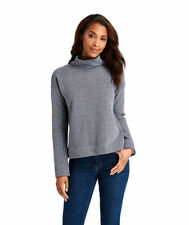 Vineyard Vines Women's Mock Neck Pullover