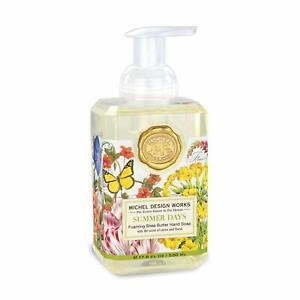 Michel Design Works Foaming Hand Soap, Summer Days (FOA339)