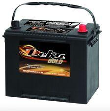 DEKA GENUINE NEW 624FMF 12-VOLT Gold Battery 800Amp Cranking Power (Group 24F)