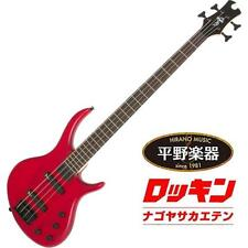Epiphone Toby Deluxe-IV Bass Trans Red rare beutiful JAPAN EMS F/S*