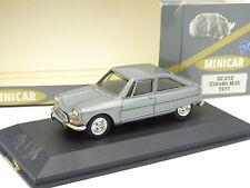 Minicar Plus 1/43 - Citroen AMI 8 Prototipo M35 1975