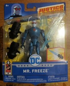 Mattel Justice League Action power connects - Mr. Freeze FPD36