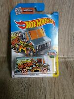 Hot Wheels Combat Medic HW Art Cars 6/10 Long card