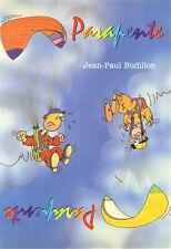 Le Parapente tout en dessins par Jean Paul Boudillon