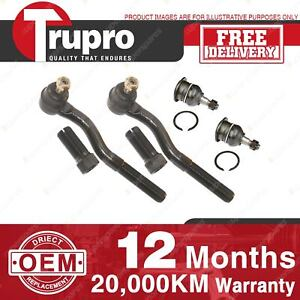 Brand New Trupro Ball Joint Tie Rod End Kit for HOLDEN BARINA TK 05-10