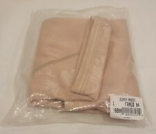 Vintage Bali Firm Control Long Leg Panty Girdle Nude Large NEW Open Package