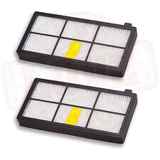 2pcs HEPA High-Performance Filters for iRobot Roomba 800 900 series 980 870 880