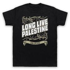 LONG LIVE PALESTINE LONG LIVE GAZA ANTI WAR PROTEST MENS WOMENS KIDS T-SHIRT