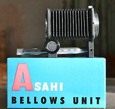 Asahi Pentax Close-up & Macro Photography Bellows Unit