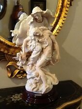"Giuseppe Armani Figurines ""LA PIETA"" JESUS With MARY #802 F White ""SO TOUCHING"""
