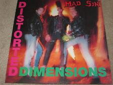 Mad SIN-verzerrt Dimensionen-NEU-LP Schallplatte