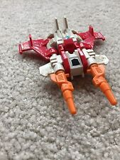 Transformers Straffe 100% Complete 1986 G1 Vintage Hasbro Action Figure!