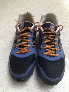 New Balance Minimus Zero V2 Trail Running Shoe Uk Size 10