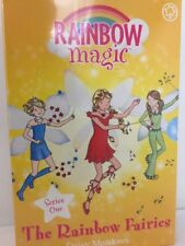 Rainbow Magic Series 1 : The Rainbow Fairies - 7 Books Box Set (2017) [NEW]