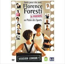 FLORENCE FORESTI & FRIENDS AU PALIS DES SPORTS - DVD