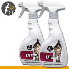Schopf 7 Pets 2 x 500 ML Cat Away Keep-Away Spray against Cats