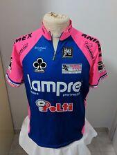 maglia ciclismo team Lampre Polti 1993 Colnago  no campagnolo Bianchi cycling