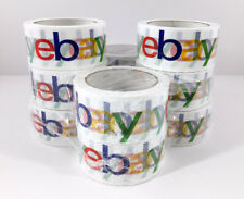 "10 Rolls__2"" x 75 yards each__Ebay Classic Packing / Packaging TAPE__prepper"