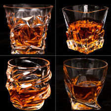 Whiskey Glass Cup Crystal Cups 300-340ml Beer Glass Wine Cup Drinkware Household