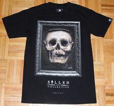 T Shirt Skull Goethe Tattoo Sullen Art Collective Black Street Wear Mens Size SM