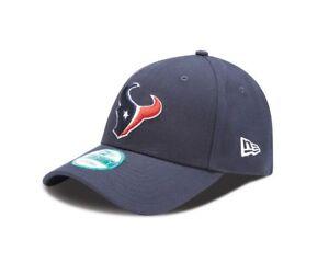 New Era 9Forty Ajustable NFL Houston Texans Cap - Navy