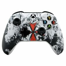 """""""Evil"""" Xbox One S Custom UN-MODDED Controller Unique Design"""