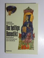 Ildefons Herwegen Der heilige Benedikt Patmos