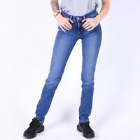 Levi's 712 Slim Fit Damen Blau Jeans DE 32 / US W25 L32