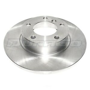 Disc Brake Rotor Front IAP Dura BR34120
