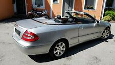2003 Mercedes Benz CLK 200 Kompressor Cabriot Elegance