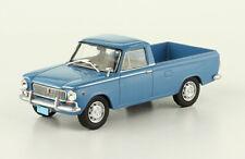 Fiat 1500 Multicarga 1965 Pick Up Rare Argentina Diecast Car Scale 1:43+Magazine