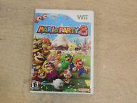 Mario Party 8, Nintendo Wii, COMPLETE (Game, Case, Manual)