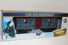 lionel #1928410 Polar Express Operating Reindeer Car