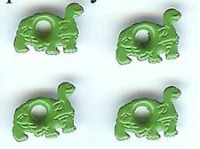 """TURTLE 1/8"""" EYELETS Dinosaur Reptile Boys Scrapbooking Card Making Stamping"""